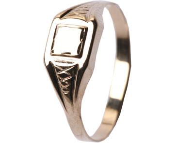 Золотое кольцо  01T713876