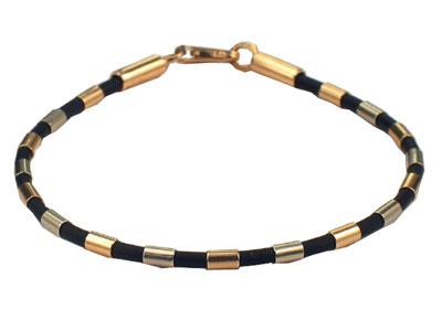 Золотой браслет  0RB060495