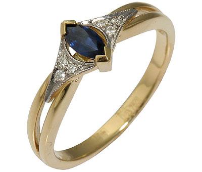 Золотое кольцо  32K640475 от Bestwatch.ru