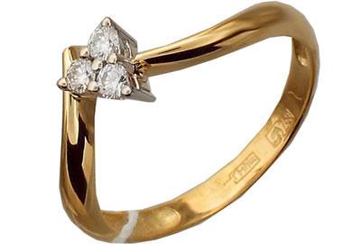 Золотое кольцо  32K680327