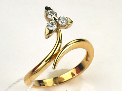 Золотое кольцо  32K680432