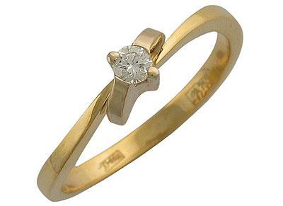 Купить Кольца Золотое кольцо  32K680483  Золотое кольцо  32K680483