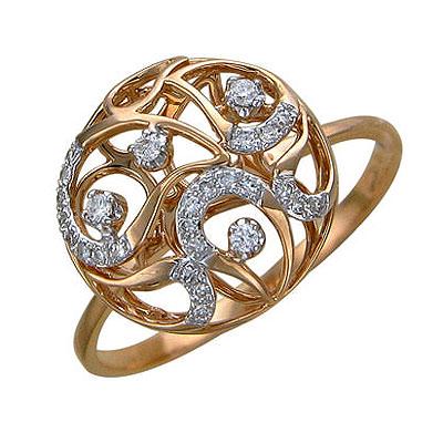 Золотое кольцо  43K611065A