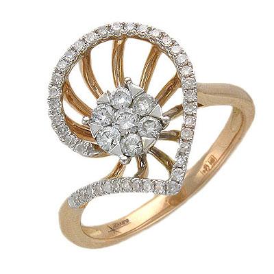 Золотое кольцо  43K61R300347