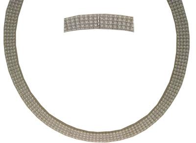 Ювелирное изделие Золотое колье  65L620001