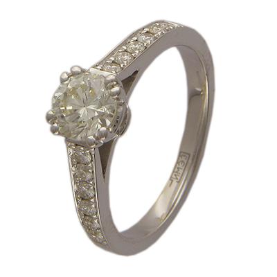Золотое кольцо  G9K670192