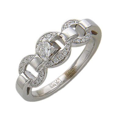 Золотое кольцо G9K670368 фото