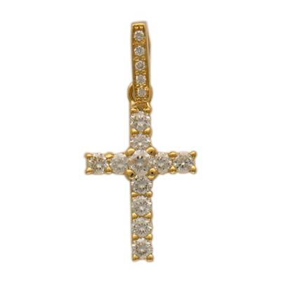 Золотой крест  G9P640181
