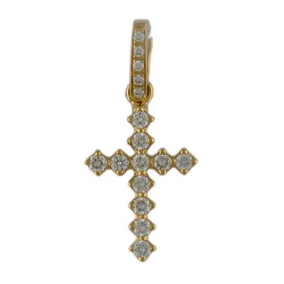 Золотой крест  G9P640186