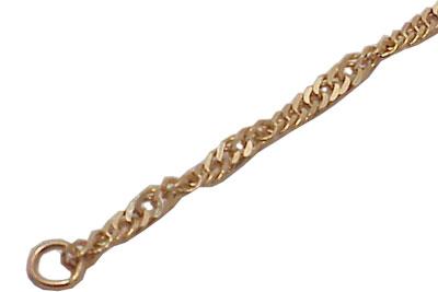 Золотой браслет  NB12-02830