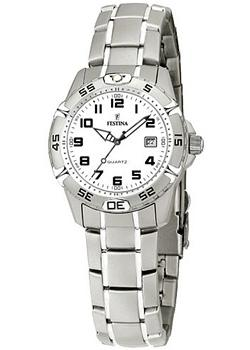 fashion наручные  женские часы Festina 16172.8. Коллекция Sport