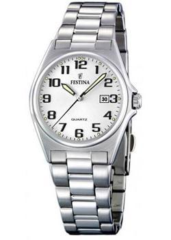 fashion наручные  женские часы Festina 16375.9. Коллекция Classic