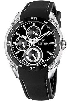 fashion наручные  женские часы Festina 16394.2. Коллекция Multifunction