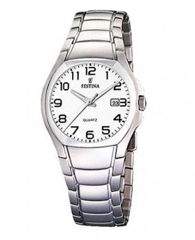 fashion наручные  женские часы Festina 16450.1. Коллекция Classic