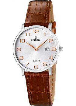 fashion наручные  женские часы Festina 16477.2. Коллекция Classic