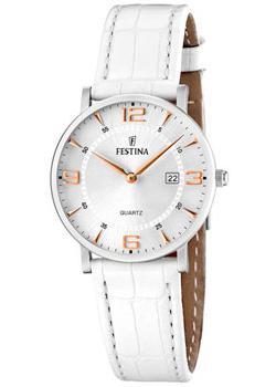 fashion наручные  женские часы Festina 16477.4. Коллекция Classic