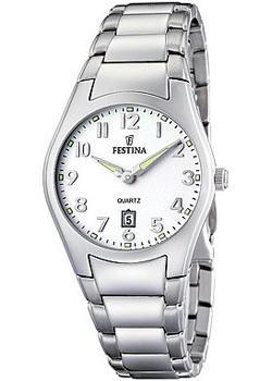 fashion наручные  женские часы Festina 16503.2. Коллекция Classic