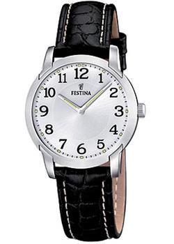 fashion наручные  женские часы Festina 16507.1. Коллекция Classic