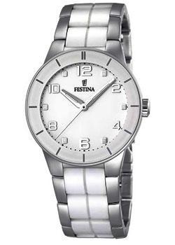 fashion наручные  женские часы Festina 16531.1. Коллекция Ceramic