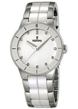 fashion наручные  женские часы Festina 16531.3. Коллекция Ceramic