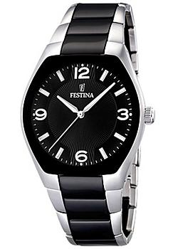 fashion наручные  женские часы Festina 16533.2. Коллекция Ceramic
