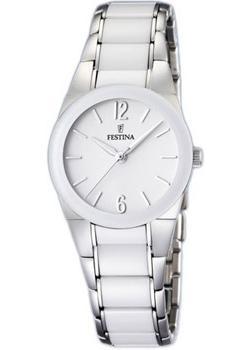 fashion наручные  женские часы Festina 16534.1. Коллекция Ceramic