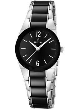 fashion наручные  женские часы Festina 16534.2. Коллекция Ceramic