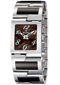 fashion наручные  женские часы Festina 16535.2. Коллекция Ceramic