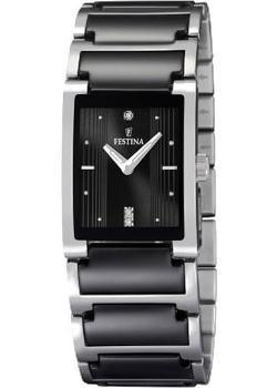 fashion наручные  женские часы Festina 16536.2. Коллекция Ceramic