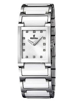 fashion наручные  женские часы Festina 16536.3. Коллекция Ceramic