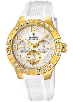 fashion наручные  женские часы Festina 16581.1. Коллекция Golden Dream