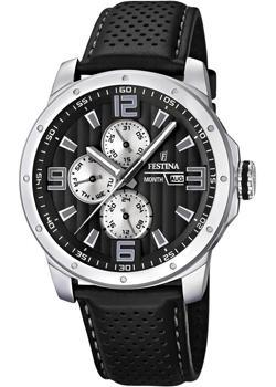 Купить Часы мужские Швейцарские наручные  мужские часы Festina 16585.9. Коллекция Multifunction  Швейцарские наручные  мужские часы Festina 16585.9. Коллекция Multifunction