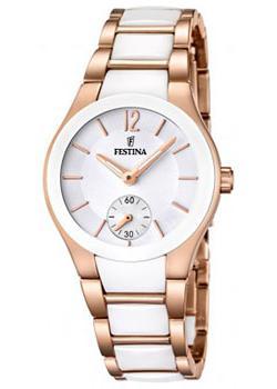 fashion наручные  женские часы Festina 16589.1. Коллекция Ceramic