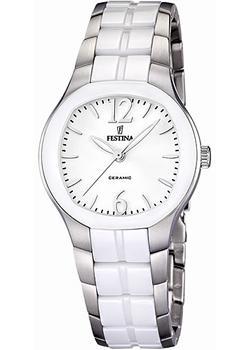 fashion наручные  женские часы Festina 16626.1. Коллекция Ceramic