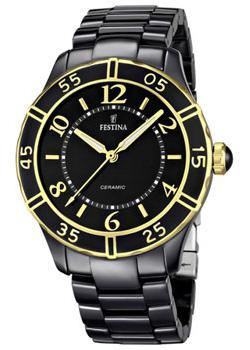fashion наручные  женские часы Festina 16633.2. Коллекция Ceramic
