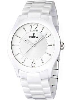 fashion наручные  женские часы Festina 16638.1. Коллекция Ceramic