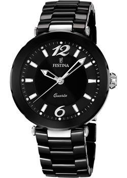 fashion наручные  женские часы Festina 16640.2. Коллекция Ceramic