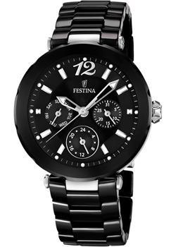 fashion наручные  женские часы Festina 16641.2. Коллекция Ceramic
