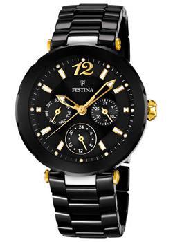 fashion наручные  женские часы Festina 16641.4. Коллекция Ceramic