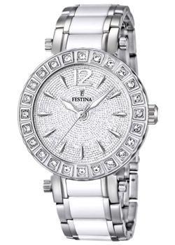 fashion наручные  женские часы Festina 16643.3. Коллекция Ceramic