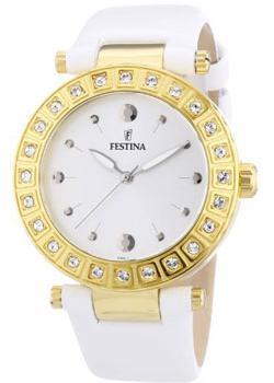 fashion наручные  женские часы Festina 16646.1. Коллекция Crystal