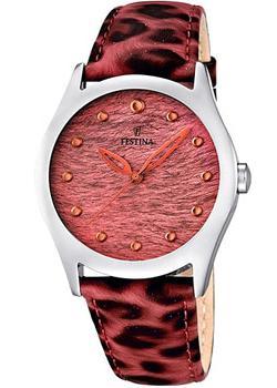 fashion наручные  женские часы Festina 16648.3. Коллекция Lady