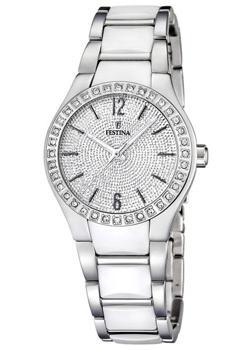 fashion наручные  женские часы Festina 16657.1. Коллекция Ceramic