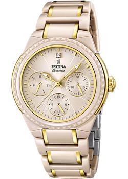 fashion наручные  женские часы Festina 16699.3. Коллекция Ceramic