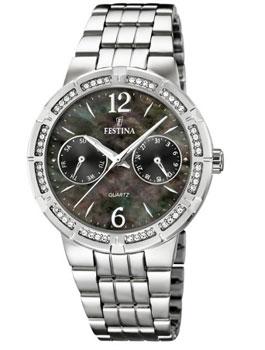 fashion наручные  женские часы Festina 16700.2. Коллекция Multifunction