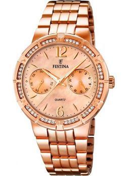 fashion наручные  женские часы Festina 16702.2. Коллекция Multifunction
