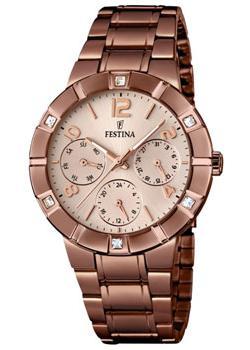 fashion наручные  женские часы Festina 16710.1. Коллекция Multifunction