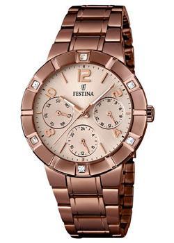 fashion наручные  женские часы Festina 16710.2. Коллекция Multifunction
