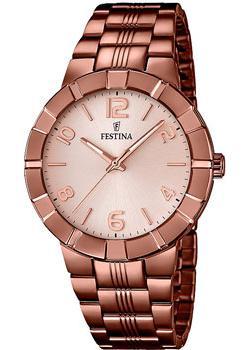 fashion наручные  женские часы Festina 16715.1. Коллекция Classic