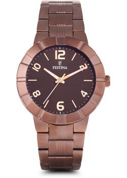 fashion наручные  женские часы Festina 16715.2. Коллекция Classic